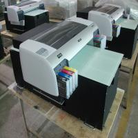 Wholesale High resolution digital flatbed printer/flatbed printer price from factory supplier! from china suppliers