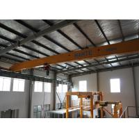 Wholesale Electric Single Girder Overhead Bridge Cranes Traveling Type LDX3t-18m from china suppliers