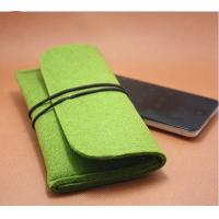 Wholesale cheap felt phonce case,High quality eco-friendly felt phone case price from china suppliers