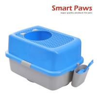 Buy cheap New top entry cat litter box cat toilet cat litter pan plastic pet products patent products CAT LITTER CAN BE FILLS BACK from wholesalers