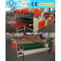 Wholesale Small Paperboard Carton Folder Gluer Strong Adhesive Gluing 1500x1100mm from china suppliers