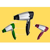 Quality Small Powerful Hair Dryer Portable , 220 Voltage Hair Dryer For Bathroom for sale