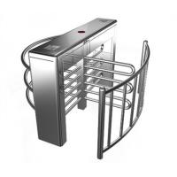 Wholesale Stainless Steel Biometric Full Height Turnstile With LED Display For Apartment from china suppliers