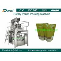 Wholesale Stainless steel Automatic Pouch Packing Machine for puffy food , snacks , corn flakes from china suppliers