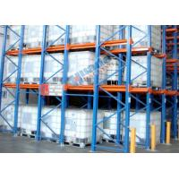 Wholesale Roll Forming Food Companies Drive In Storage Warehouse Racking Shelves from china suppliers