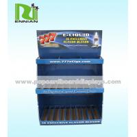 China Recycled Cardboard Counter Displays Stand Tiers Carton Point Of Purchase Displays on sale