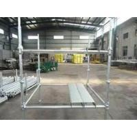 Wholesale steel ring lock scaffolding from china suppliers