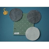 Wholesale 120g Non Woven Felt With 4 Metres Width , Grey Punched Needle Fabric from china suppliers