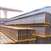 Wholesale SNI Cerfified Low Carbon Steel H Beam , Metal H Beam Water Proof High Intensity from china suppliers