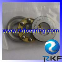 Wholesale High precision 1 - 10 mm thrust ball bearings FAG X-life F7-15 Germany from china suppliers