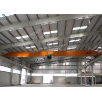 Wholesale 10T Single Girder Overhead Cranes For Factories / Material Stocks / Workshop from china suppliers