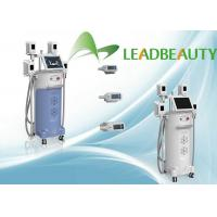 Wholesale Cryolipolysis Slimming Machine Fat Cavitation Machine With 4 Handles ISO CE Approved from china suppliers