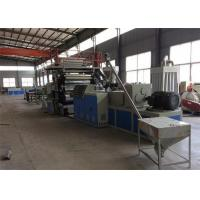 Wholesale Plastic Sheet Extrusion Machine for PVC Marble Sheet / Board Extrusion Process from china suppliers