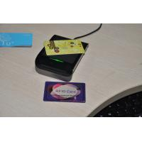 Buy cheap dual interface reader writer support ISO14443A,ISO7816 chip card from wholesalers
