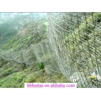 Wholesale safe Spider slope protection net from china suppliers