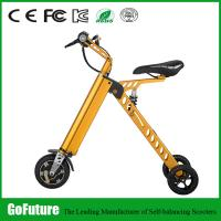 Wholesale Street Legal Three Wheel Electric Scooter Stable Current Two Solid Tire from china suppliers