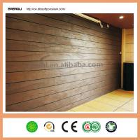 Wholesale 600*90mm Modern Eco-Friendly Anti dropping Clay cladding materials Flexible wooden tile from china suppliers