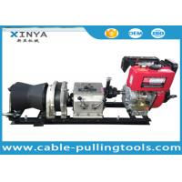 Wholesale 5 Ton Fast  Speed Wire Rope Winch With Air cooled Diesel Engine from china suppliers