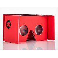 Wholesale 2016 virtual reality 3D glasses VR generation 2 headset VR box 2.0 google cardboard from china suppliers