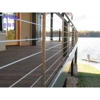 Wholesale Models railings for balconies with stainless steel handrail design from china suppliers