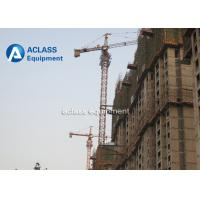 Wholesale Inverter 12 Ton Construction Tower Crane Self - erecting Hammer Head from china suppliers