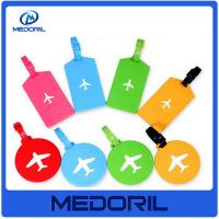 Wholesale Wholesale silicon rubber luggage tag custom made logo luggage tags from china suppliers