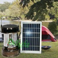 Wholesale Solar Rechargeable Lantern for camping lamp (DL-SC22) from china suppliers
