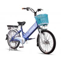 Quality 2 Seats Hybrid Electric Bikes 125Kg Power Assisted Bicycle With Battery Power for sale