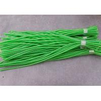 Wholesale 5Metre Green Flexible Safety Line Coiled Lanyard without Hook from china suppliers