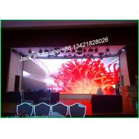 Wholesale SMD3528 Indoor RGB LED Screen , Led Billboard Advertising With High Refresh Rate P6 from china suppliers