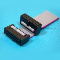 Wholesale OEM/ODM 10-pin IDC Adapter Connector to Flat Ribbon Cable Assembly from china suppliers