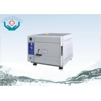 Wholesale Temperature Controlled With Water Shortage Alarm Veterinary Autoclave Table Top Type from china suppliers