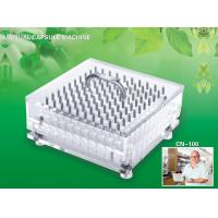 Wholesale Food Manual Capsule Filling Machine Pharmaceutical Machines from china suppliers