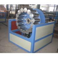 Wholesale Architecture Plastic Pipe Extrusion Line , Fiber Wire Reinforced Soft Pipe Production Line from china suppliers