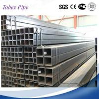 Quality Tobee ® Carbon square steel pipe ERW hollow section square tube for sale