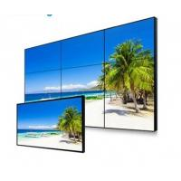 Buy cheap Led Back Light Advertising Seamless Video Wall 55 Inch For Indoor , 1920x1080 from wholesalers