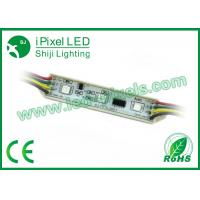 Wholesale Waterproof Addressable RGB LED Pixel 5050 Pixel DC12V 0.72W 20pcs / string from china suppliers