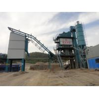 Wholesale 50T Hot Aggregate Bin Asphalt Mixing Plant With Toledo Sensor Cold Riveting Technology from china suppliers