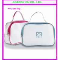 Wholesale Pvc tote bag for women , customized pvc tote bag factory from china suppliers