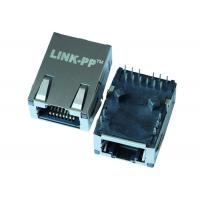 Wholesale XRJH-01H-Y-HS1-C21 10/100/1000Base-T Low-Profile RJ45 Jack LPJK7431A98NL from china suppliers