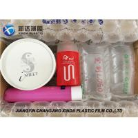 Quality One Color Printing Air Cushion Film Logistics Transports Widely Used Air Bag Packaging for sale