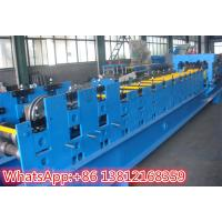 Wholesale Fire Resisting Damper Roll Former Machine Steel K Span Roll Forming Machine from china suppliers