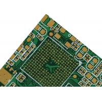 Quality RF Rogers Material ER 3.38 0.5 mm 0.5 OZ Pcb Assembly  With Silkscreen Peeelable Mask For Wilreless Gateway for sale