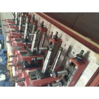Wholesale Home Gas Transportation Pipe Roll Forming Machine 0.3mm Wall from china suppliers