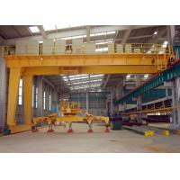 Wholesale High Performance 50 Ton Semi Gantry Crane / Cantilever Gantry Cranes For Factory from china suppliers