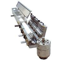 Wholesale PVC / PE Profile Extrusion Line , Perforated Communication Pipe Production Line from china suppliers