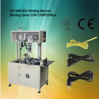 Wholesale Auto Cable Coiling / Wire Winding Equipment 1500-1800 pcs / hour from china suppliers