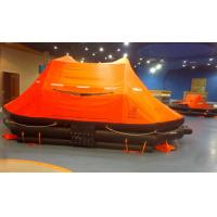 Wholesale Self righting inflatable life raft for marine water saving from china suppliers