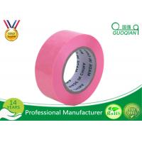Wholesale Self Adhesive Colored Carton Sealing Tape 2 Inch Width For Food / Beverage from china suppliers