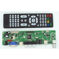 Buy cheap V59 LCD TV Controller Board LA.MV9.P with USB for Playing Movies Pictures from wholesalers